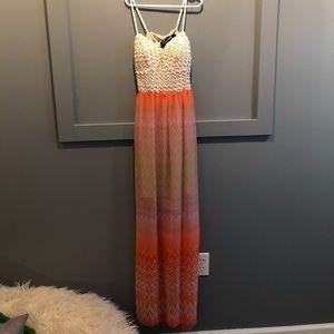 Trixxi Maxi Dress